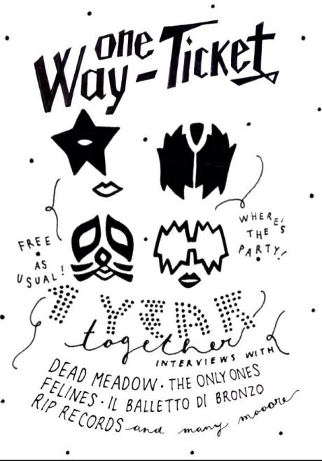 One Way Ticket 7