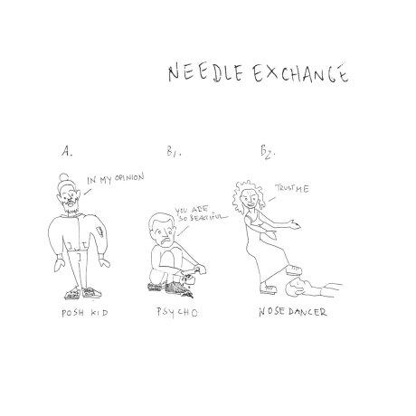 Needle Exchange Posh Kid